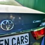Toyota Camry, XV55 - 1
