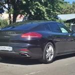 Porsche Panamera, Turbo Diesel - 1