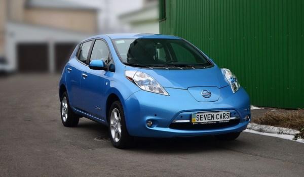 Nissan Leaf SV, 100% Electro