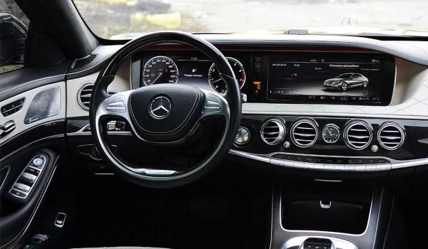 Mercedes-Benz S600 (W222) - 1