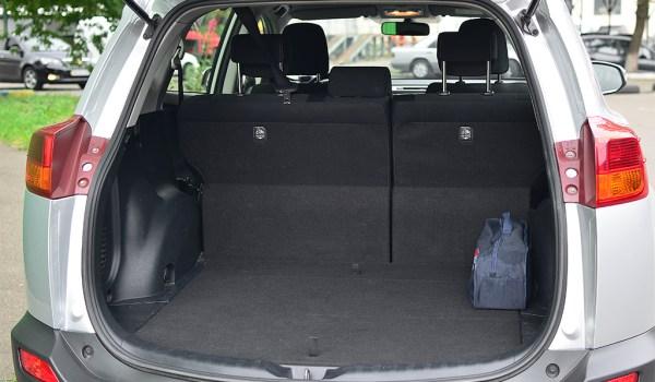 Toyota Rav4 Auto 2.5 - 1