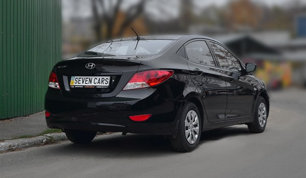 Hyundai Accent RB, Auto, 2018 - 1