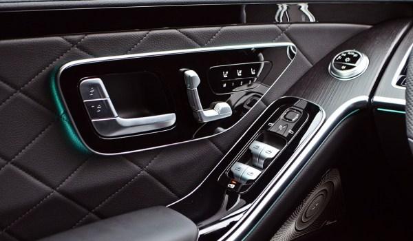 Mercedes-Benz s400d w223, 2021 - 1