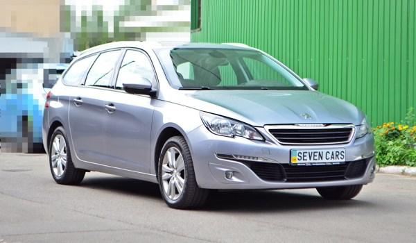 Peugeot 308, Auto 1.6