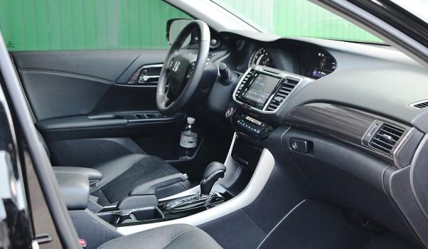 Honda Accord 2.4 Auto 2017 - 1