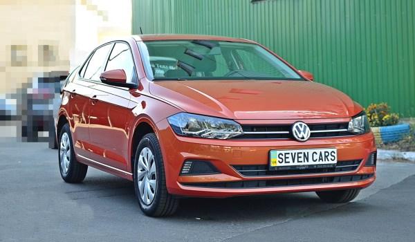VW Polo, Auto, 1.0 TSI