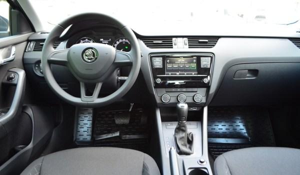Skoda Octavia A7 Auto 2019 - 1