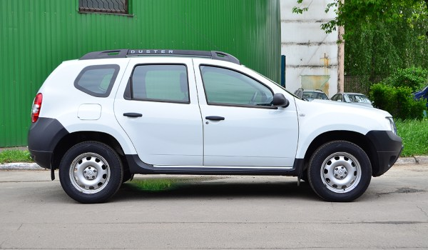 Renault Duster,1.5 Manual, Diesel 4×4 - 1