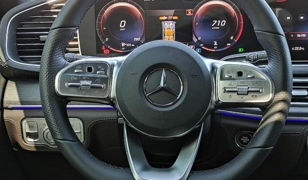 Mercedes-Benz GLS 350d NEW - 1