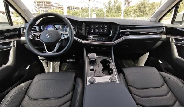Volkswagen Touareg 3.0TDI, 2021 - 1