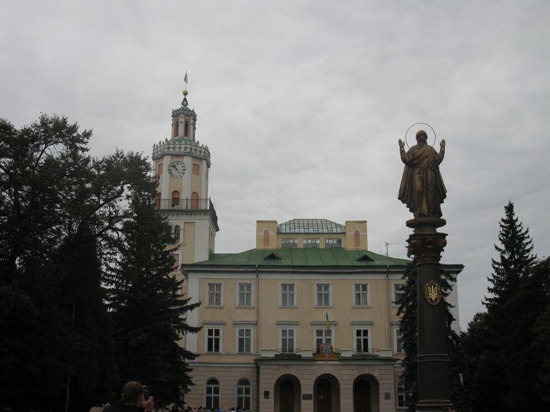 sambir-town-hall