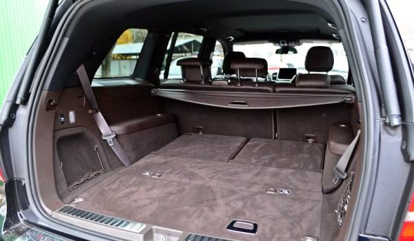 Mercedes-Benz GLS 350 diesel - 1
