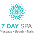 7 Day Spa Logo
