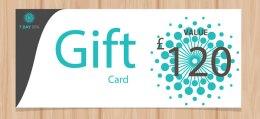 £120 Gift Voucher