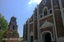 Santa Monica Church at Sarrat is the biggest of the many Spanish colonial churches in the Ilocos Norte region.