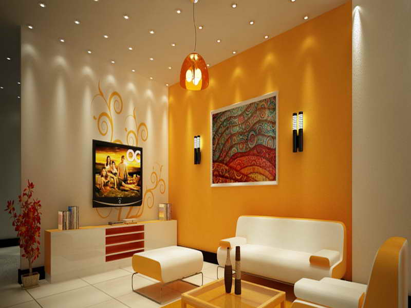 Yellow Paint Colors Living Room