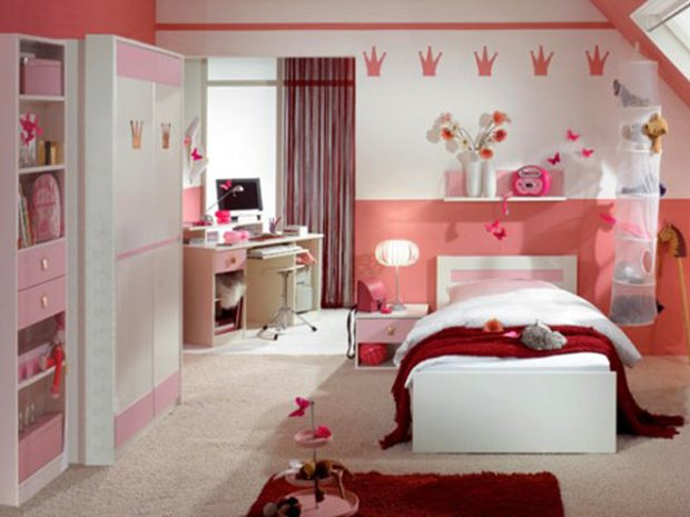 Easy Tips To Create Girly Bedroom Decor 4 Home Ideas