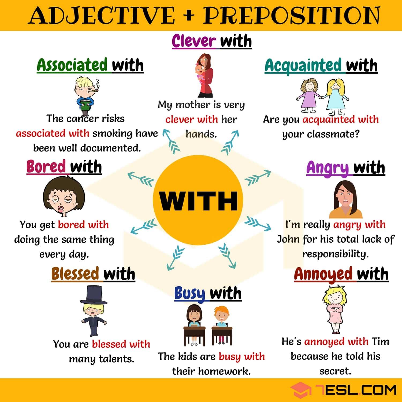 Worksheets Pic On Preposition Waytoohuman Free