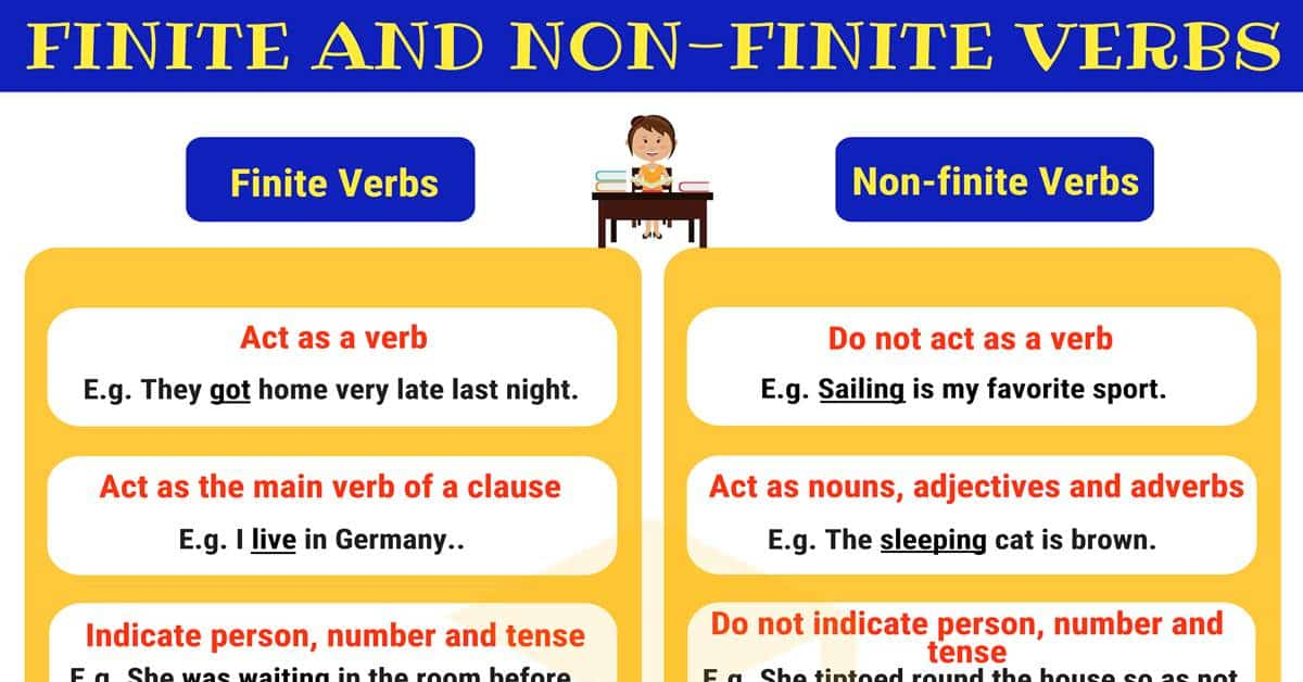 And Infinitive Definition Examples