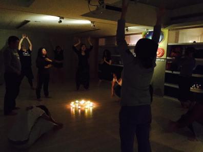 薩滿之舞接通天地能量的開啓儀式