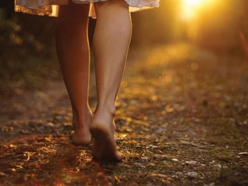雙腳與地的連結