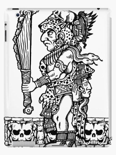 阿茲特克美洲豹神
