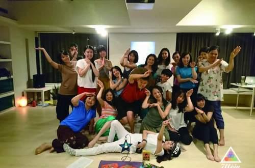 薩滿之舞|南方蛇的智慧與療癒 學員回饋