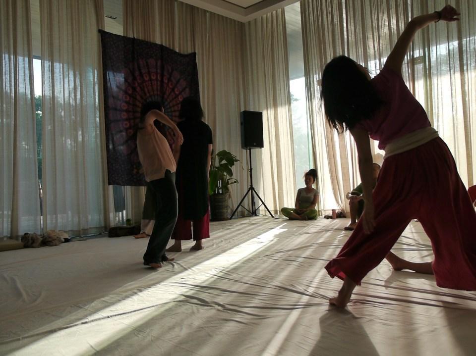 廣州心靈舞者培訓初階