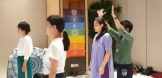 脈輪舞蹈|上海課程紀錄照 7
