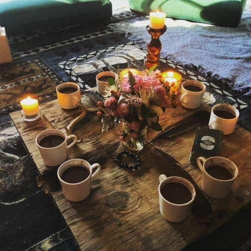 sacred cacao