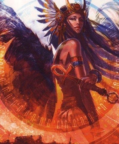 isis goddess