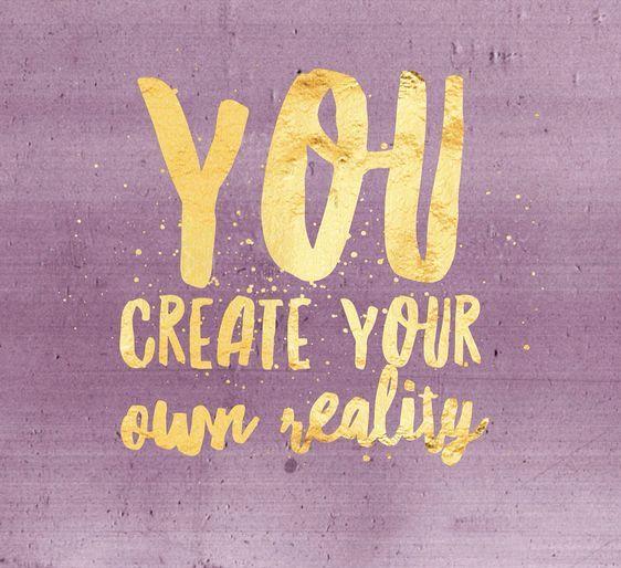 你創造你的實相