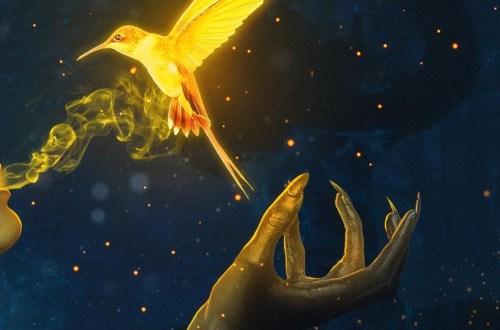 Colibri Dorado