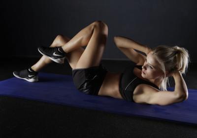 get rid of your muffin top