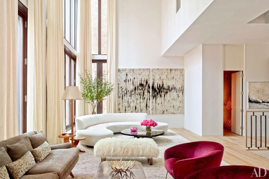 Interior designer Laura Santos