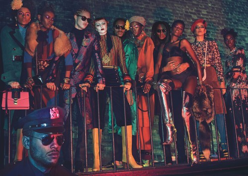Squad Goals by Steven Klein for W Magazine – May 2016