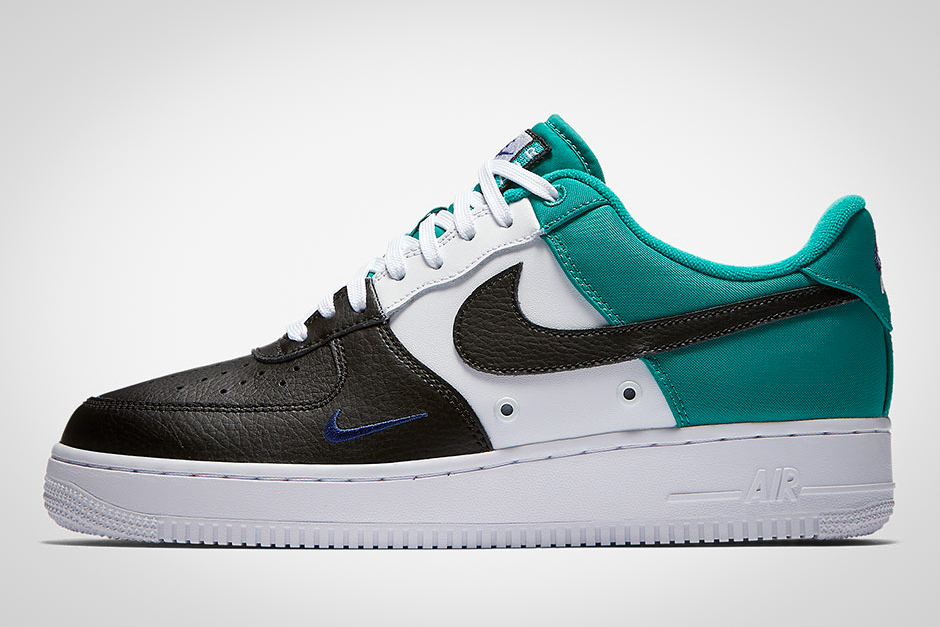 "Nike Air Force 1 Low ""Mini-Swoosh"""
