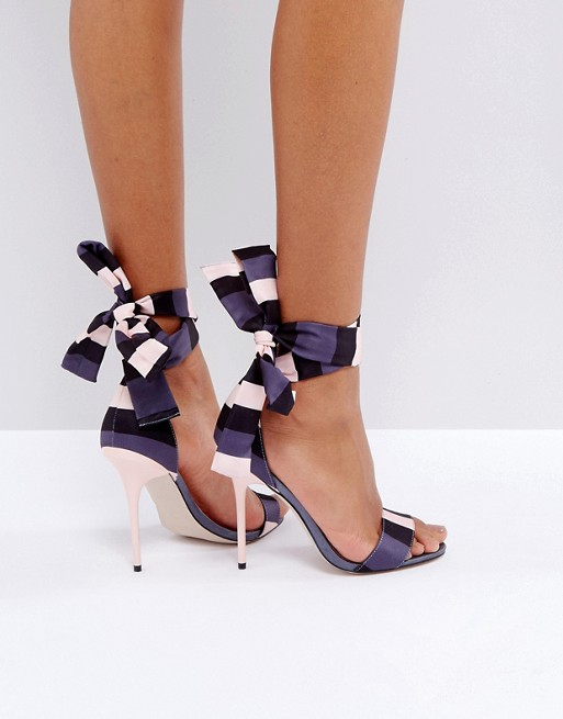 Hyper Heeled Sandals, $72 at ASOS