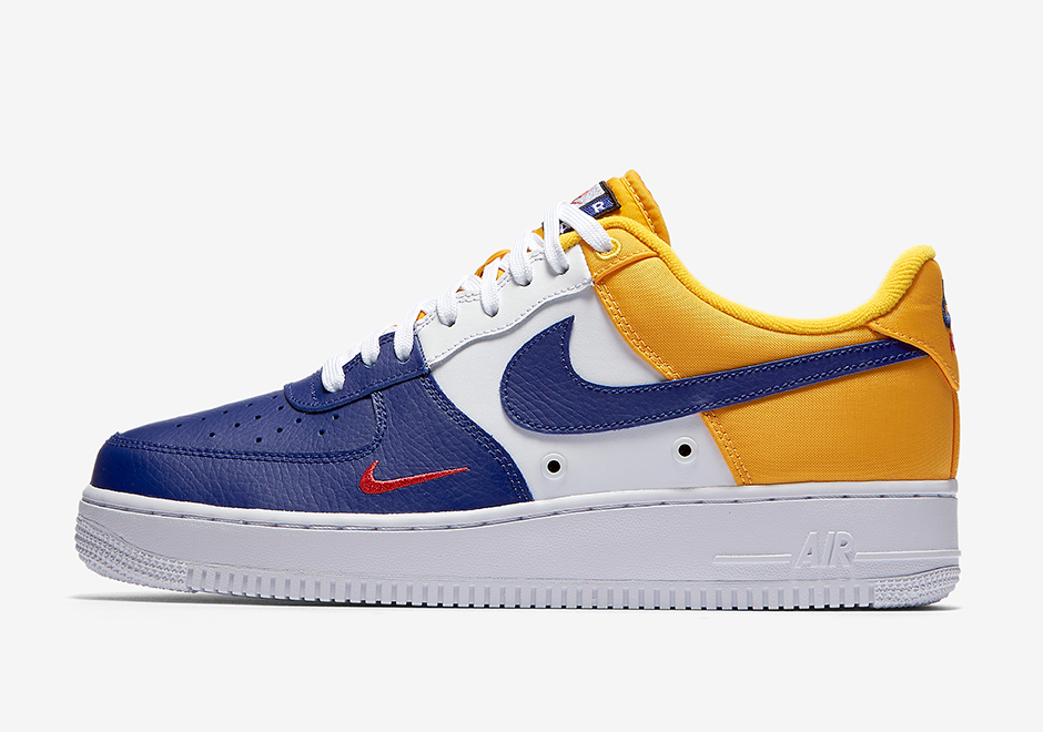 "Nike Air Force 1 Low ""Mini-Swoosh"