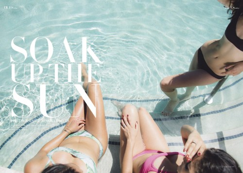 7HuesOnline: Soak Up The Sun – Online Webitorial by Jessica Robles