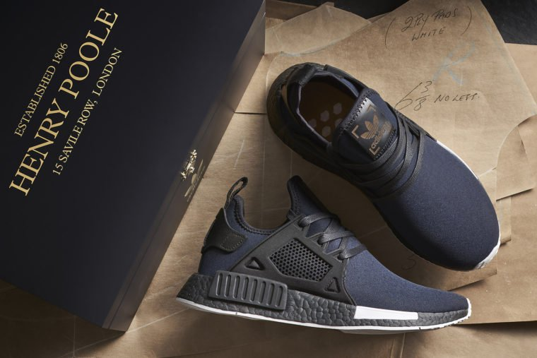 Henry Poole x Size x Adidas NMD Collection