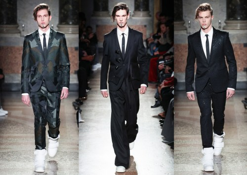 Les Hommes 2018 MENSWEAR – PARIS FASHION WEEK – MILAN