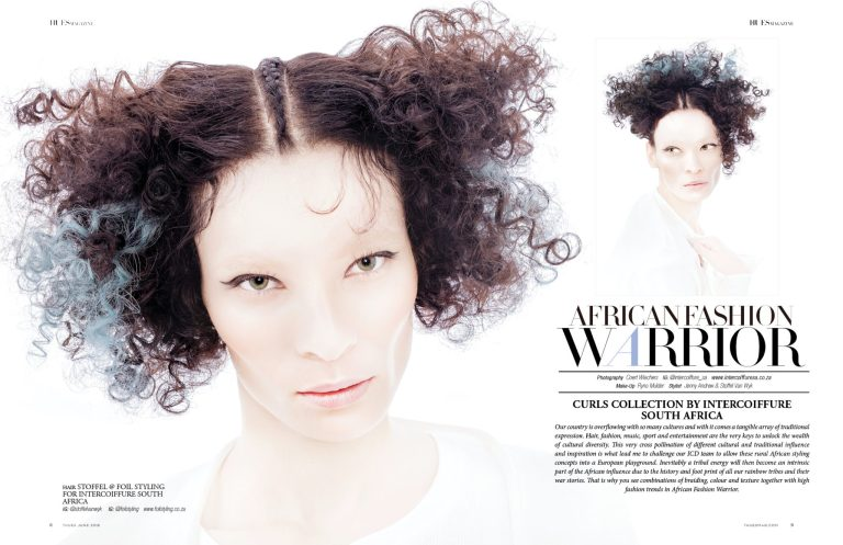 HAIR ISSUE JUNE 20185