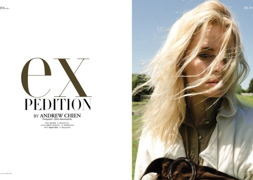 Expedition by Andrew Chien for 7Hues Online