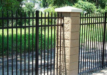 Image Result For Wood And Chain Link Fence