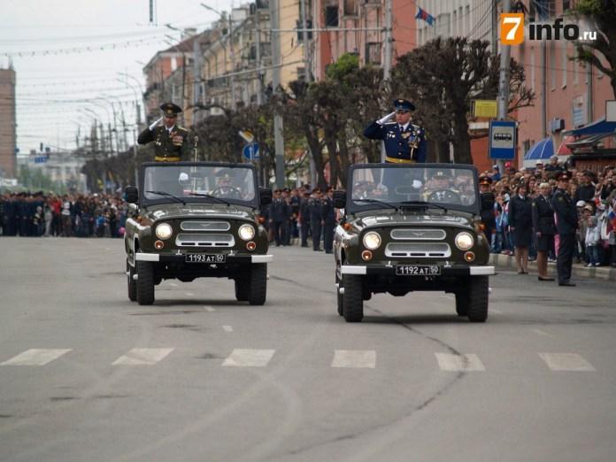 Любимов поручил поздравить каждого ветерана ВОВ в День Победы