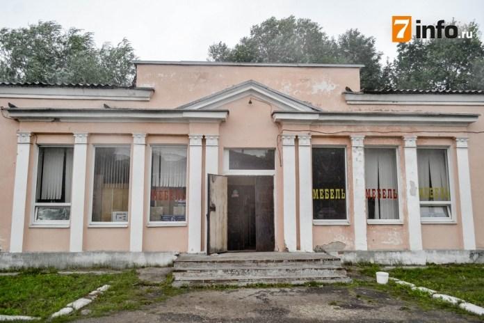 В Рязани полгода не могут согласовать проект по благоустройству Торгового городка