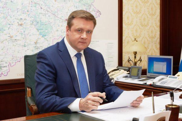 Елена Сорокина доложила Любимову о результатах своей деятельности за 2020 год