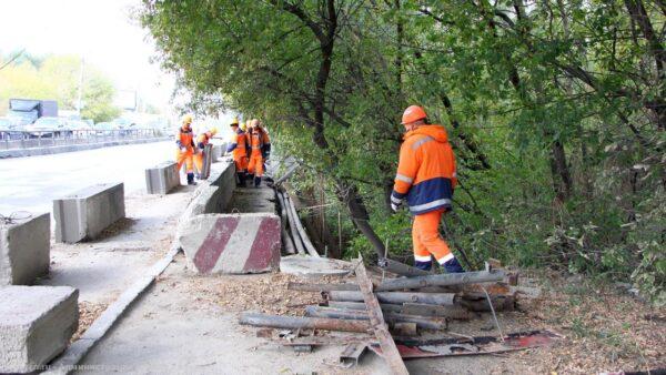 В Рязани расширят мост через Трубеж