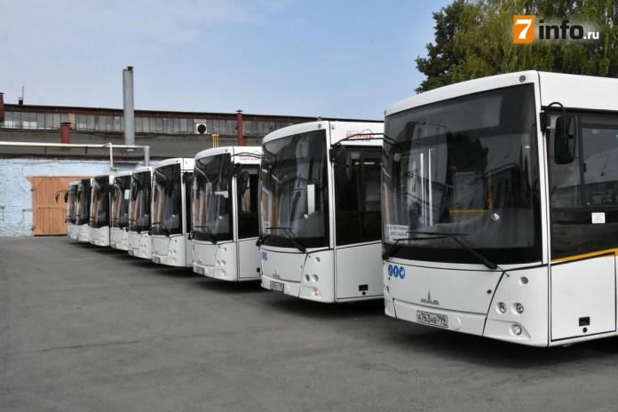 В Рязанской области перераспределят подвижный состав на межмуниципальных маршрутах